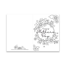 Happy Mother S Day Coloring Page Printable