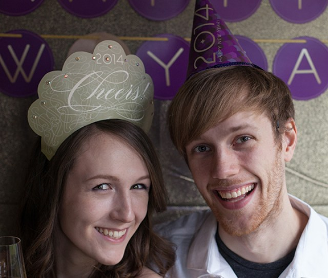 Printbale New Years Eve Party Hats