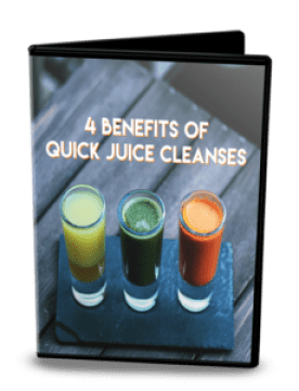 Benefits Of Quick Juice Cleanses