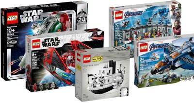 Lego Star Wars 2019 Ucs