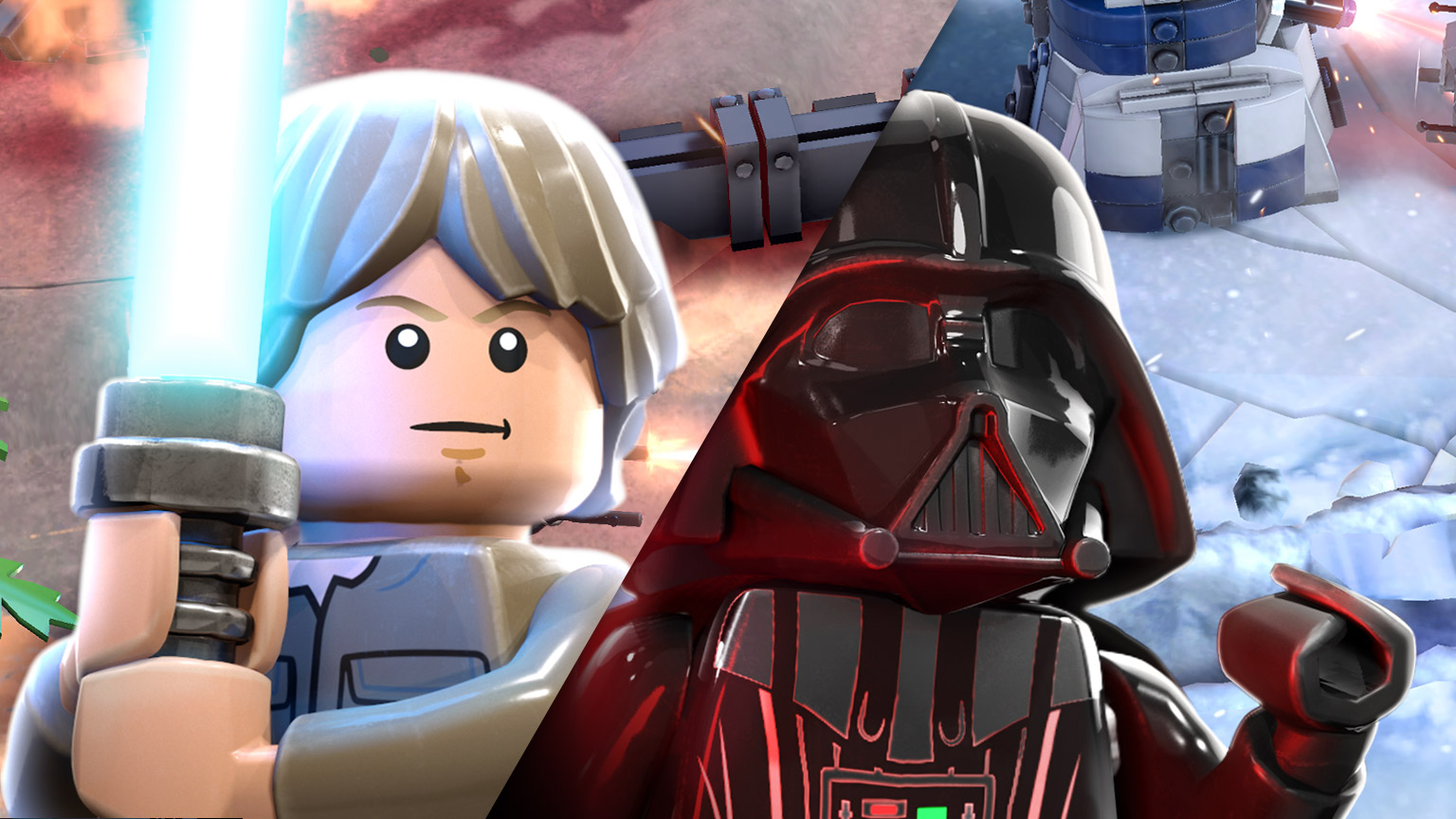 Lego Announces New Star Wars Mobile Game Star Wars