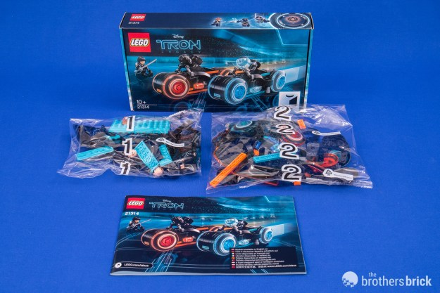 Enter The Grid With Lego Ideas 21314 Tron Legacy Review The