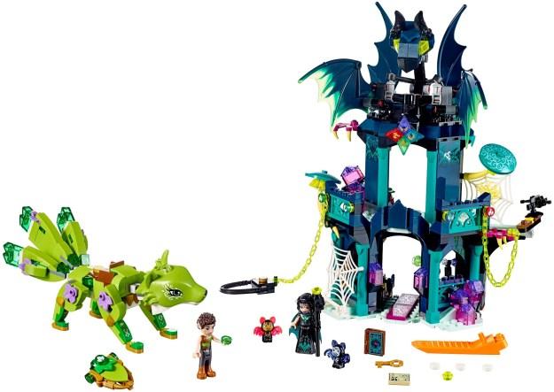 41194 Noctura's Tower & the Earth Fox Rescue