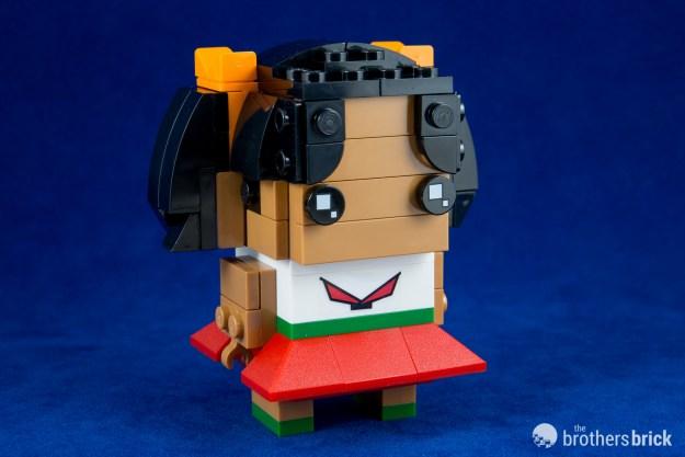 Lego Brickheadz 41597 Go Brick Me Customization Kit Review The