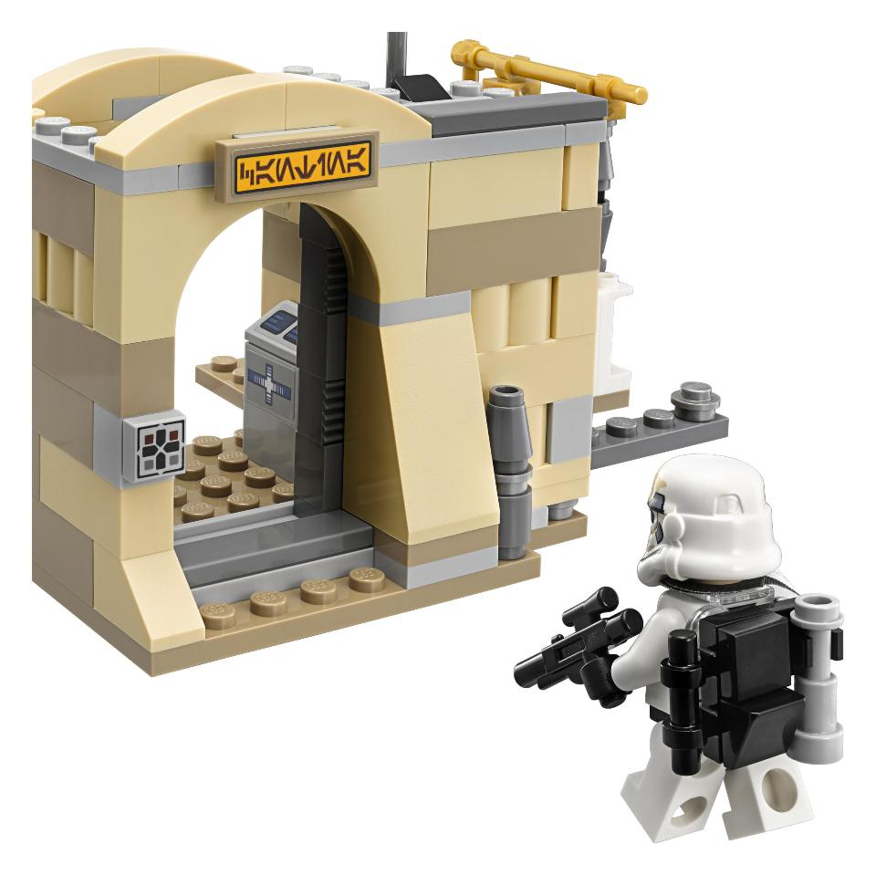 LEGO Star Wars 75205 Mos Eisley Cantina entrance