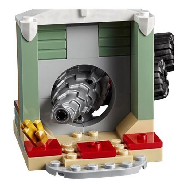 LEGO Juniors - Incredibles 2 - 10760 Underminer - Set Back