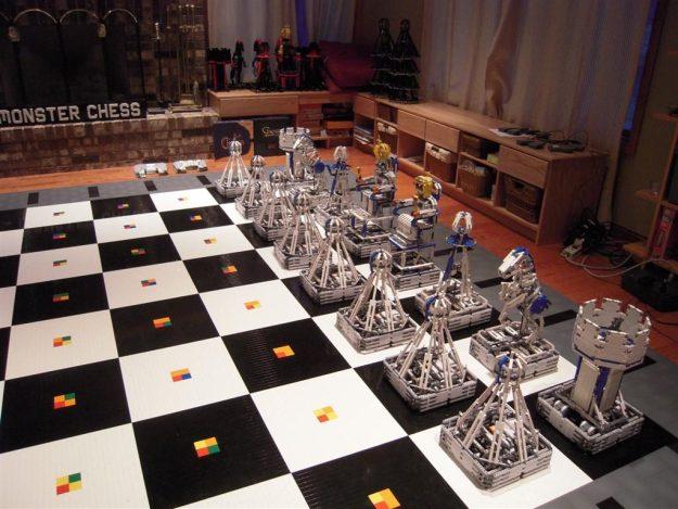 Monster Chess