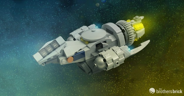 Achieve Serenity With Free Lego Building Instructions For An Outlaw