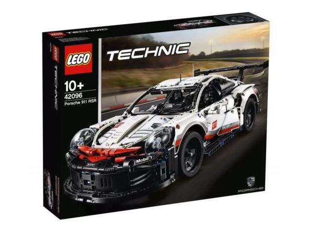 lego technic 42096 porsche 911 rsr is revealed news. Black Bedroom Furniture Sets. Home Design Ideas