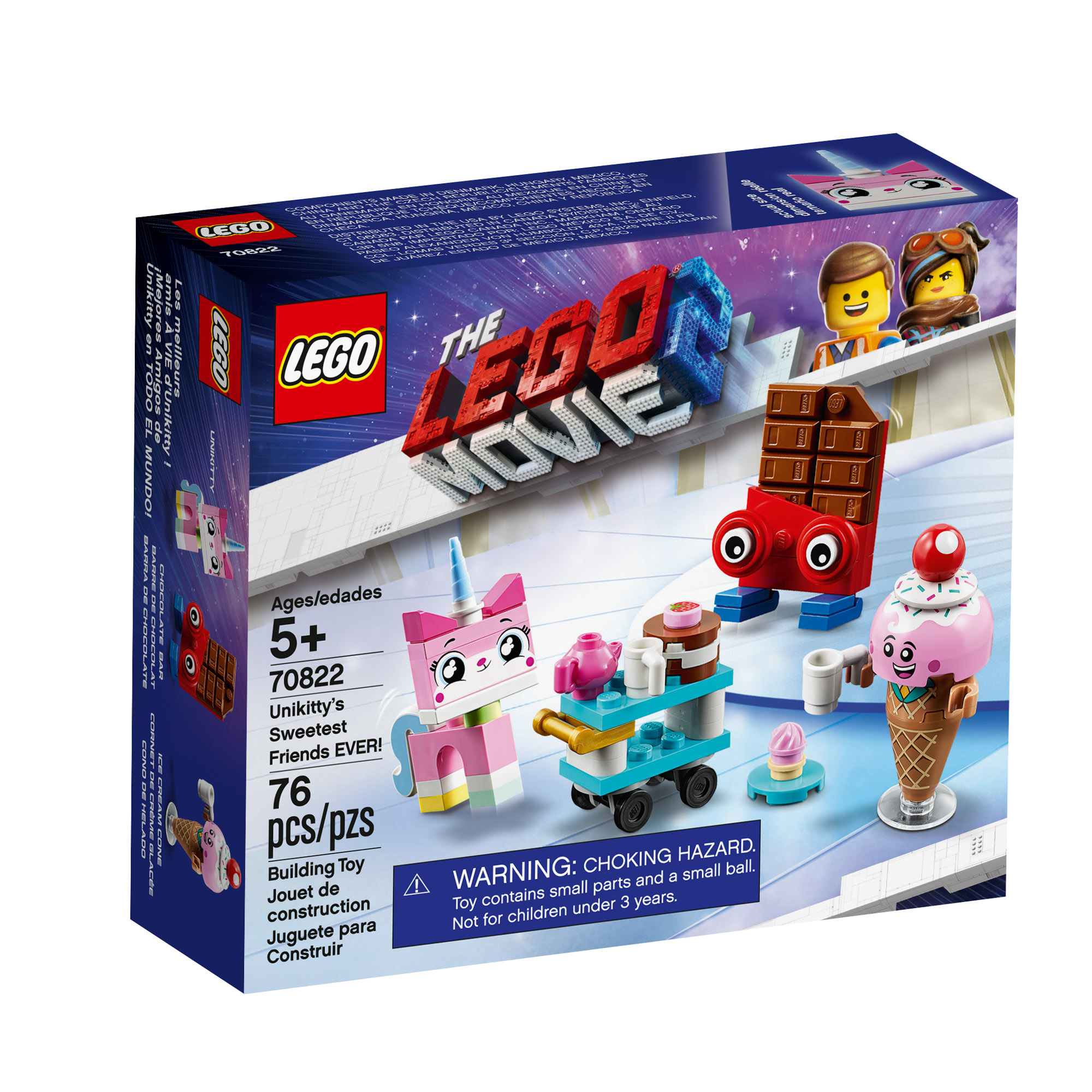 70822 lego unikitti friends