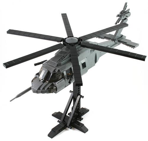 UCS Stealth Black Hawk