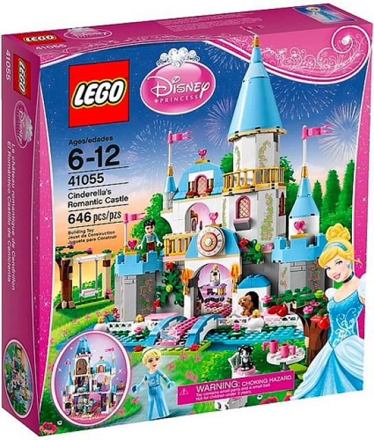 41055 Cinderella's Romantic Castle