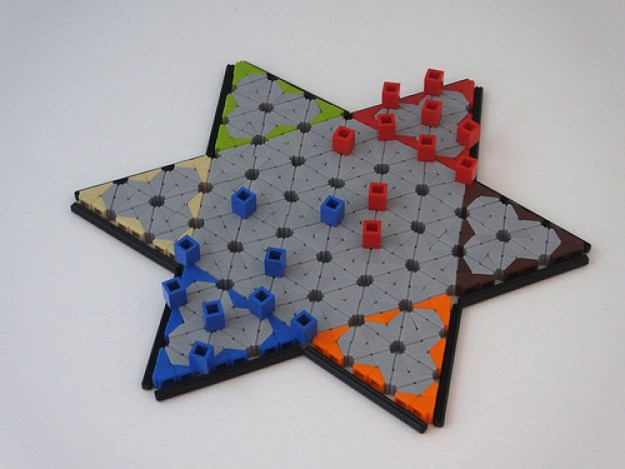 Cheesy Chinese Checkers - Day 29