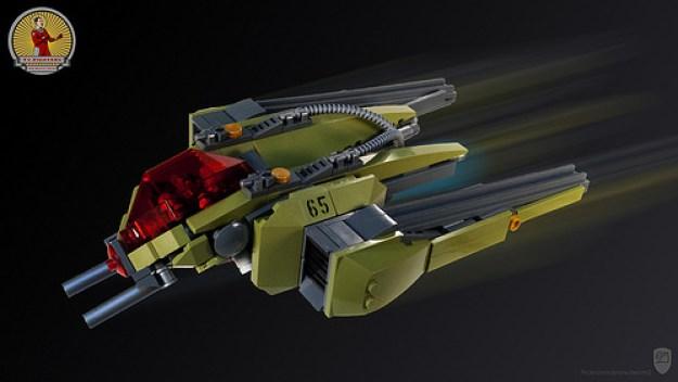 Eclipse Starfighter