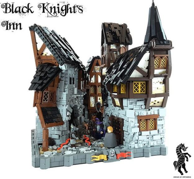 The Black Knight's Inn