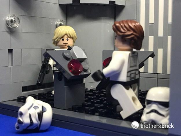 Star Wars Celebration 2017 Exclusive set: Detention Block Rescue