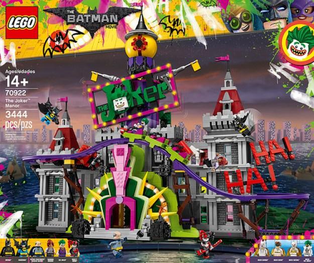 70922 The Joker Manor - 16