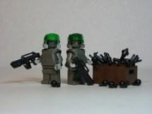 Cyborg Shock Troops