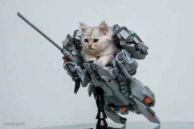 Cat X LEGO