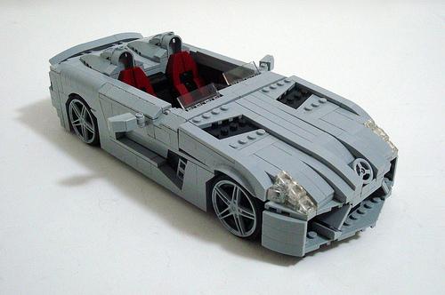 Mercedes-Benz SLR Stirling Moss Edition