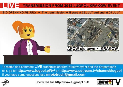 Krakow event LIVE transmission