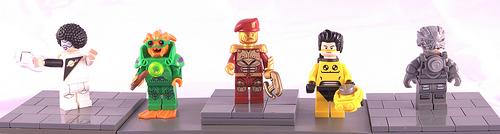 Captain Goldborg & U-Haul Inc.