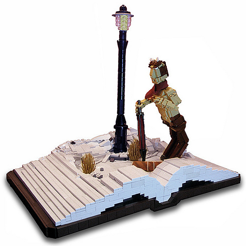 Narnia's Tumnus and the Lamppost