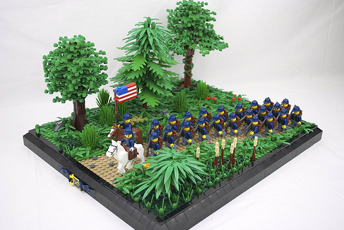 March to Glory - Col Vincent and the 3rd Brigade