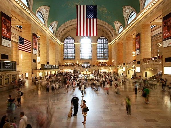 Grand Central New York.