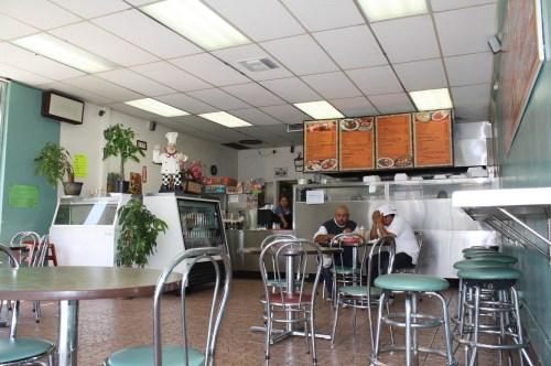 Juicyland Café & Deli. (foto Agustín Durán/El Pasajero0.