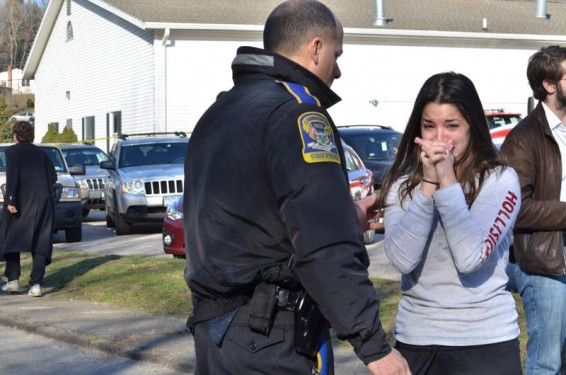 La matanza ocurrió en la escuela elemental Sandy Hook en Newtown, Connecticut.
