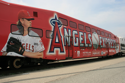 Angels Train