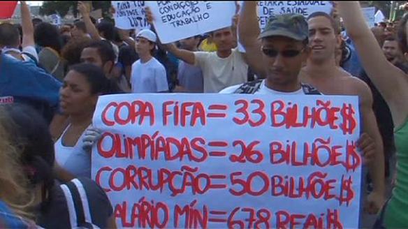 Las protestas no ceden pese a las promesas de la presidenta de mejorar los servicios públicos y combatir la corrupción. Foto: euronews.com