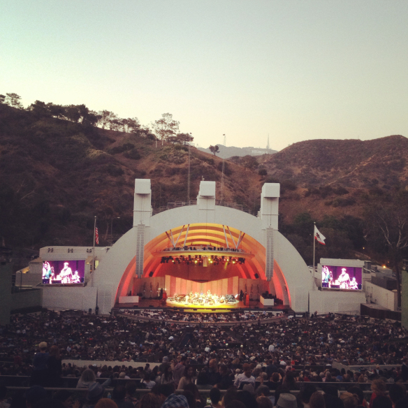 Hollywood Bowl 2013
