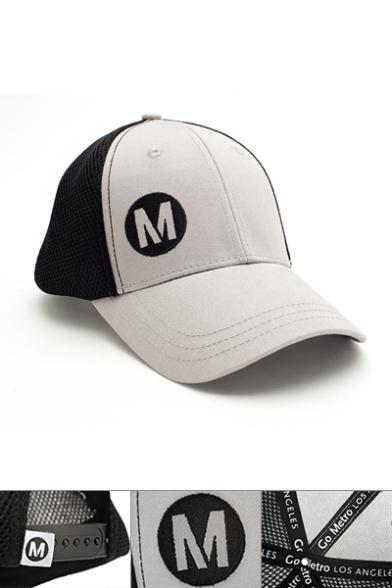 Metro white hat