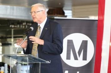Mike Antonovich, miembro de la Junta Directiva de Metro. Foto: Paul Gonzales/Metro.
