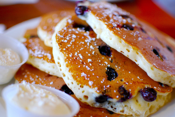 Desayune rico este fin de semana en el evento LA Weekly Pancake Breakfast. Foto: Janice/Flickr.