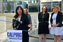 La subdirectora ejecutiva de Metro, Lindy Lee.