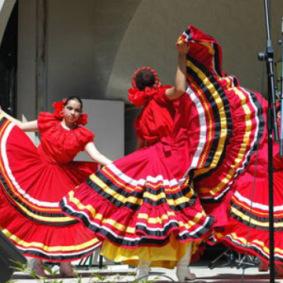 Baile mexicano.