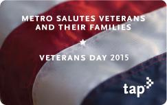 veteran tap