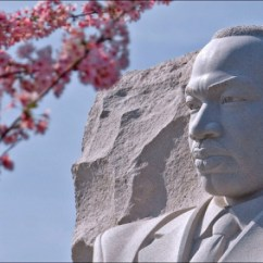 Memorial de MLK en Washington.