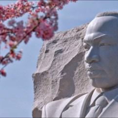 Memorial de MLK en Washington.