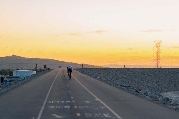 La vía para ciclistas del Río de San Gabriel. Steve Hamon/Metro.