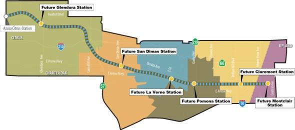 azusa-montclair-segment-map