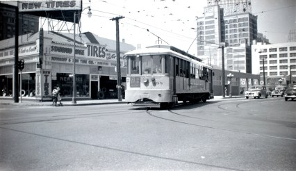 B Line at Main & 12th, downtown L.A. Photo by Alan Weeks.