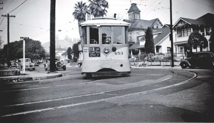 9 Line at Griffin Avenue & Avenue 26. Photo by Alan Weeks.