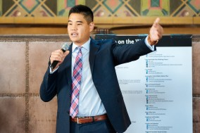 Metro's Stephen Tu explaining where your train is, or is not.