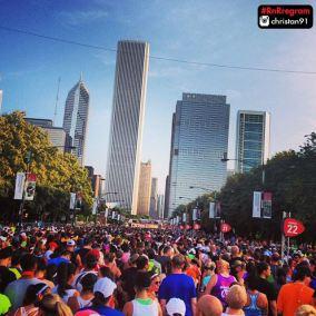 Photo from Rock'n'Roll Half Marathon Official Facebook.