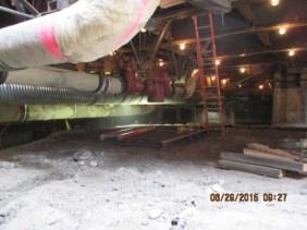 MLK STATION – Installing deck for Department of Water & Power valves