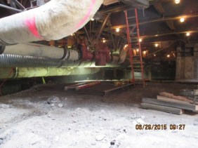 MLK STATION – Installing deck for Department of Water & Power valves